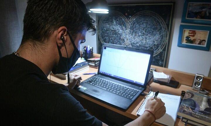 Τηλεκπαίδευση: Υποχρεωτική για τους μαθητές που διαμένουν με άτομα που ανήκουν σε ευπαθείς ομάδες