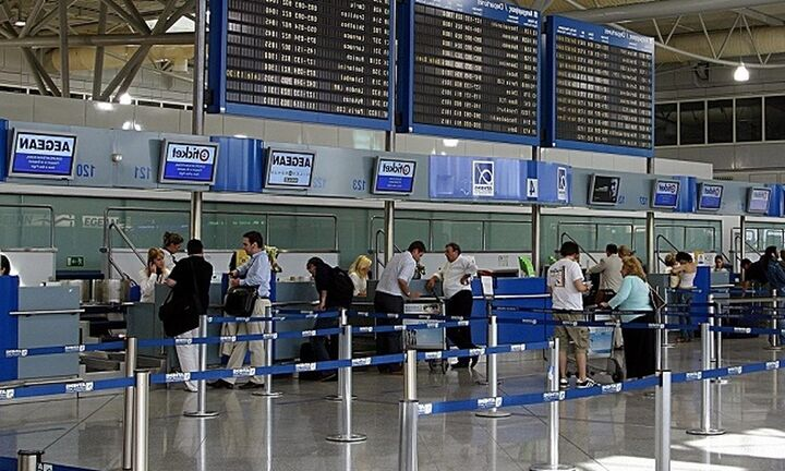 Άδεια τα αεροδρόμια - Πτώση 60,9% στην επιβατική κίνηση τον Μάρτιο