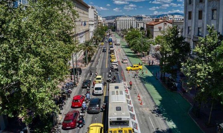 ΟΑΣΘ: Μέχρι το τέλος του 2021 το μέτρο εισόδου των ταξί στις λεωφορειολωρίδες