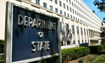 ΗΠΑ: Στηρίζουν τις προσπάθειες για τη μείωση των εντάσεων στην Ανατολική Μεσόγειο
