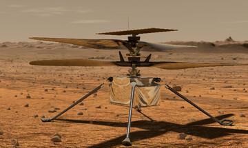 Αντίστροφη μέτρηση για την πρώτη πτήση του Ingenuity σε... άλλο πλανήτη