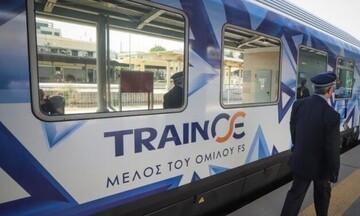 ΤΡΑΙΝΟΣΕ: Επαναλειτουργούν τρία δρομολόγια Intercity Αθήνα-Θεσσαλονίκη-Αθήνα