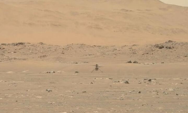 Πέταξε το Ingenuity στον Άρη