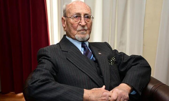 Πέθανε ο αντιπτέραρχος Γεώργιος Πλειώνης, ένας από τους τελευταίους «αετούς» της ερήμου