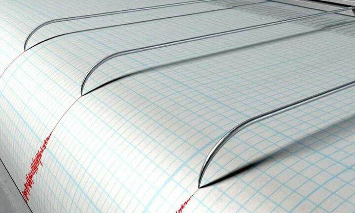 Σεισμός 4,4 Ρίχτερ νότια της Νισύρου