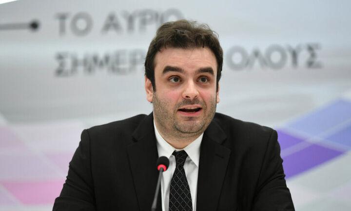 ΟΟΣΑ:O Κ. Πιερρακάκης Πρόεδρος του Global Strategy Group