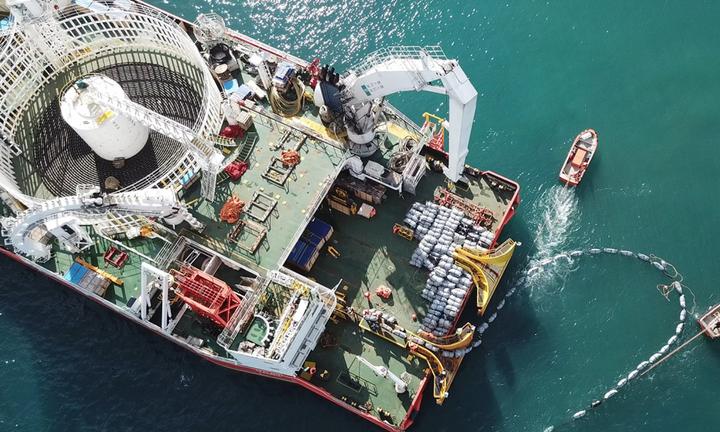Η Hellenic Cables θα κατασκευάσει το υποβρύχιο καλώδιο για το μεγαλύτερο αιολικό πάρκο στην Ελλάδα