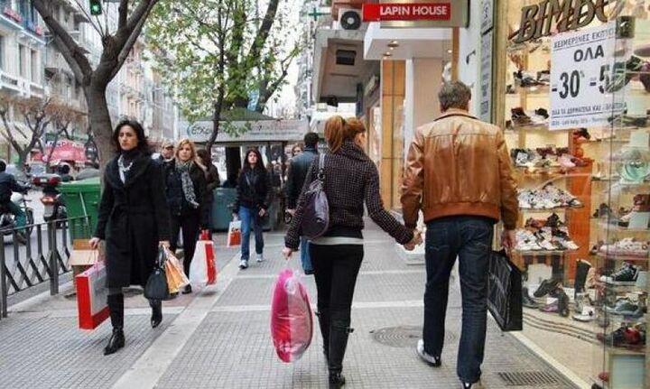 Θεσσαλονίκη: Αίτημα να ανοίξει με click inside το λιανεμπόριο λόγω Πάσχα