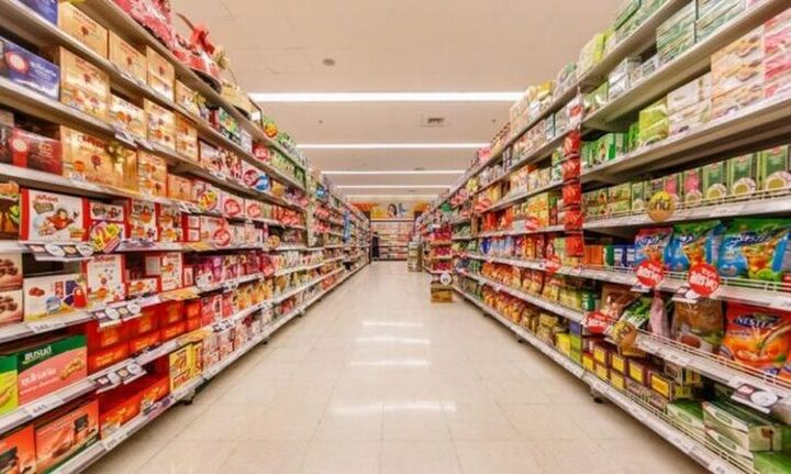 Αύξηση 282% στις πωλήσεις των ηλεκτρονικών σούπερ μάρκετ στο τρίμηνο