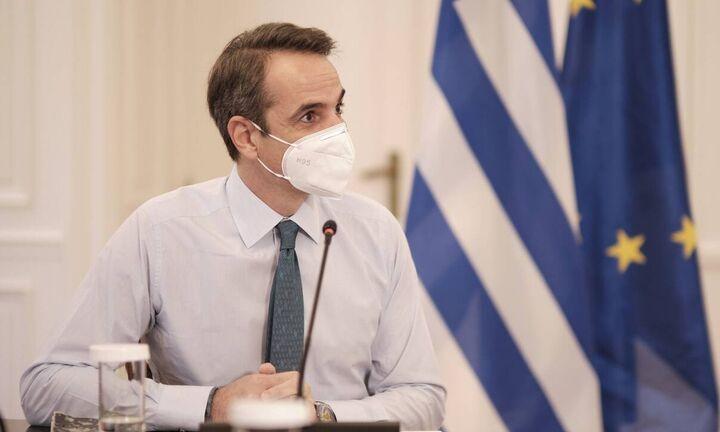 Πέντε φοροαπαλλαγές ανακοίνωσε ο Κυρ. Μητσοτάκης: Μείωση προκαταβολής φόρου και εισφορών