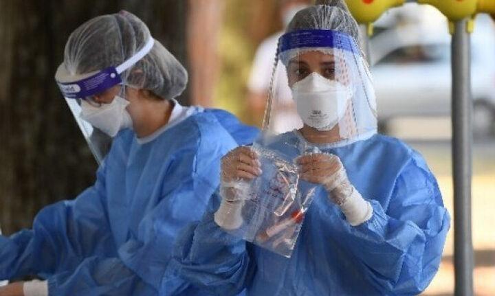 Κορωνοϊός: 2.759 κρούσματα, 822 διασωληνωμένοι, 75 θάνατοι