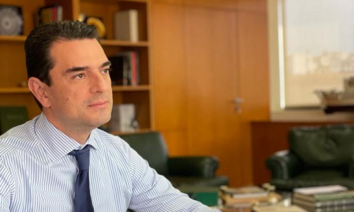 Παρέμβαση Σκρέκα στο άτυπο Συμβούλιο Υπουργών Ενέργειας της Ε.Ε.
