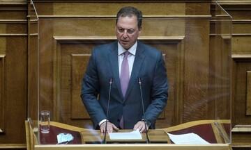 Σε προληπτική καραντίνα ο υπουργός Αγροτικής Ανάπτυξης Σπήλιος Λιβανός