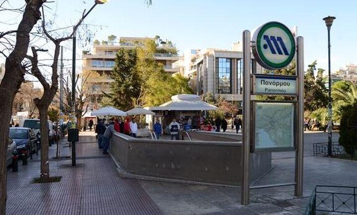 Συναγερμός για δύο απεγκλωβισμούς στους σταθμούς του μετρό Χολαργός και Πανόρμου