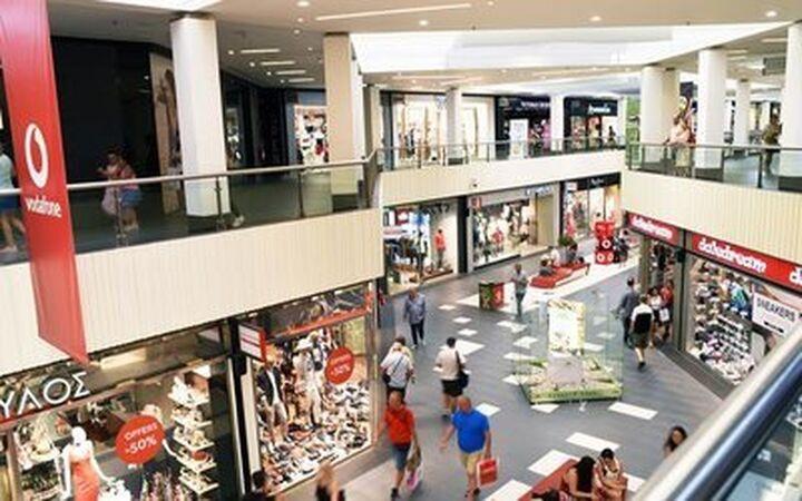 Ανοικτά από το Σάββατο 25 Απριλίου malls, κέντρα αισθητικής και click in shop στη Θεσσαλονίκη