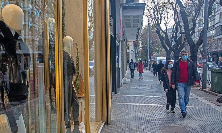 ΕΛΣΤΑΤ: Μείωση 11,3% στον τζίρο του λιανεμπορίου τον Φεβρουάριο