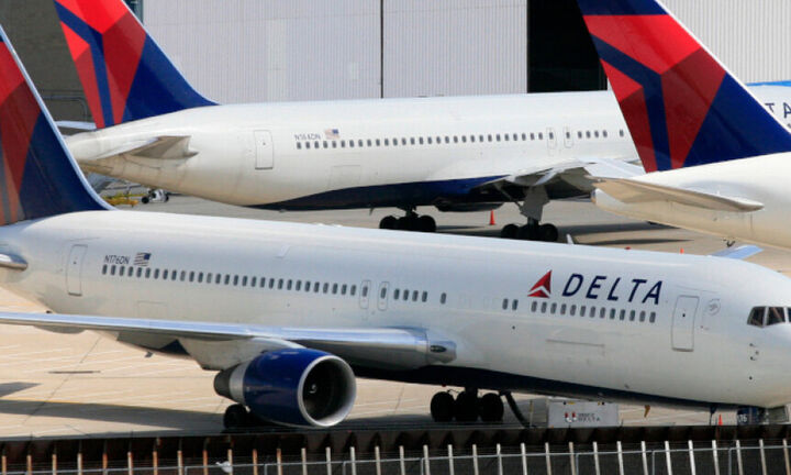 Με τρεις πτήσεις τη μέρα η Delta Air Lines επιστρέφει στην Αθήνα με πτήσεις από Νέα Υόρκη