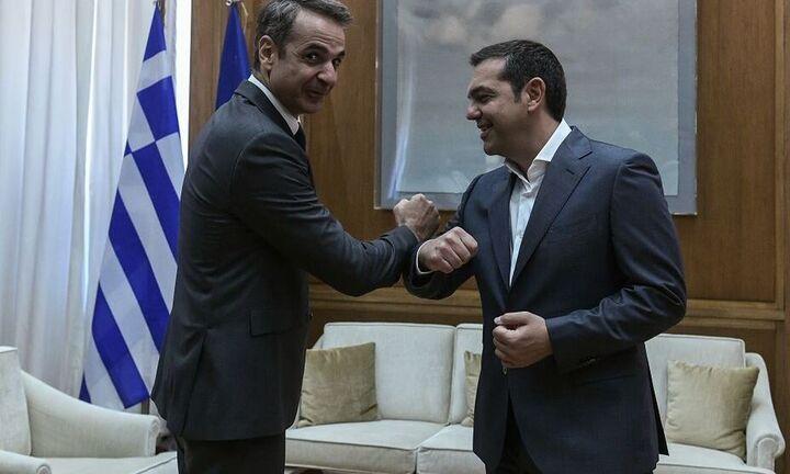 Δημοσκόπηση Opinion Poll: Προβάδισμα 16% της ΝΔ έναντι του ΣΥΡΙΖΑ