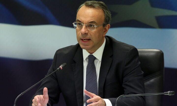 Σταϊκούρας: Στα 15 δισ. ευρώ θα κοστίσουν φέτος τα μέτρα στήριξης
