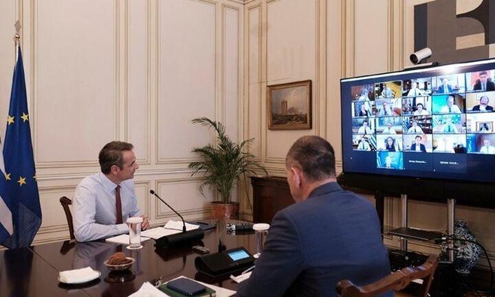 Κ.Μητσοτάκης: Δίνουμε στη μεσαία τάξη όσα της στέρησε η προηγούμενη κυβέρνηση