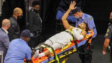 Ανατριχίλα προκαλεί ο σοκαριστικός τραυματισμός του Κάναντι στο NBA (video)