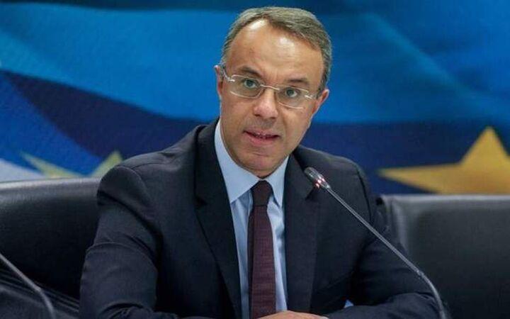 Χρ. Σταϊκούρας: Ρυθμός ανάπτυξης 6,2% το 2022 και αύξηση 4,1% του ΑΕΠ το 2023