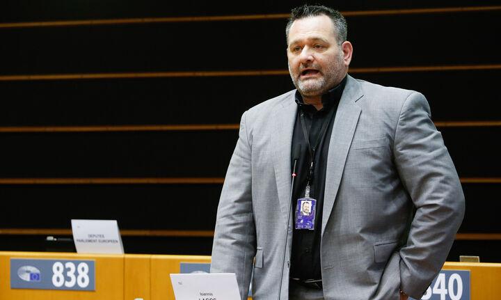 Άρση της ασυλίας του Ιω. Λαγού αποφάσισε η Ολομέλεια του Ευρωπαϊκού Κοινοβουλίου