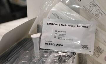 """Προσοχή: Μόνο τις ώρες λειτουργίας των φαρμακείων η διάθεση self tests-Πότε """"κλειδώνει"""" η πλατφόρμα"""