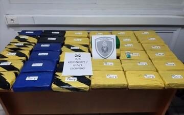 Η αμερικάνικη DEA έδωσε την πληροφορία για το πλοίο με τα 46 κιλά κοκαΐνης