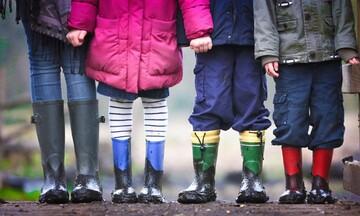Τικ και σύνδρομο Tourette στα παιδιά