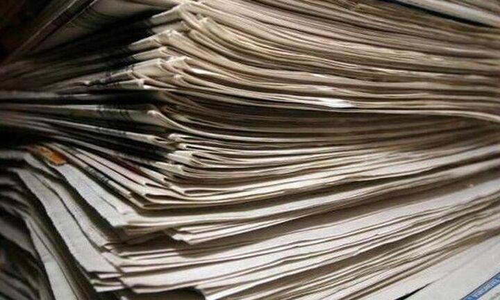 Συνεχίστηκε η μεγάλη πτώση του έντυπου τύπου-Οι εφημερίδες είχαν απώλειες 18,4% και τα περιοδικά 6%