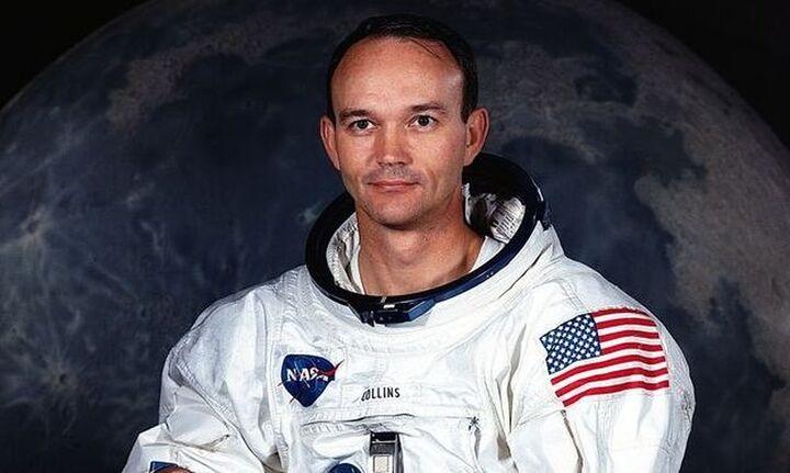 ΗΠΑ: Πέθανε σε ηλικία 90 ετών ο αστροναύτης του Apollo 11 Μάικλ Κόλινς