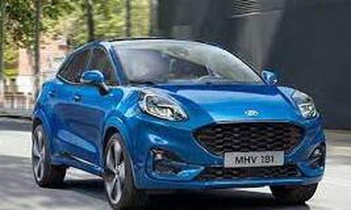 Ford : Αύξηση πωλήσεων το πρώτο τρίμηνο του 2020