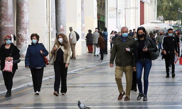 ΕCDC: «Πράσινη» στον δείκτη θετικότητας για δεύτερη εβδομάδα η Ελλάδα