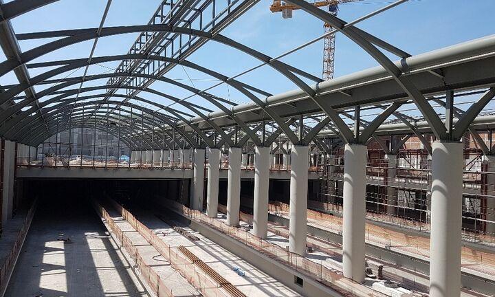 Μετρό Θεσσαλονίκης: «Ναι» από το ΣτΕ για την κατασκευή του σταθμού Βενιζέλου