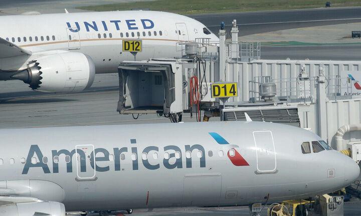 Πέντε απευθείας πτήσεις στην Αθήνα από American Airlines και United Airlines