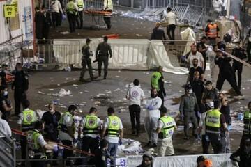 Τραγωδία στο Ισραήλ: 44 πιστοί ποδοπατήθηκαν μέχρι θανάτου σε θρησκευτική γιορτή (φωτο & βίντεο)