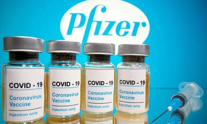 Pfizer: Αίτημα στον ΕΜΑ για επέκταση εμβολιασμών σε παιδιά 12-15 ετών