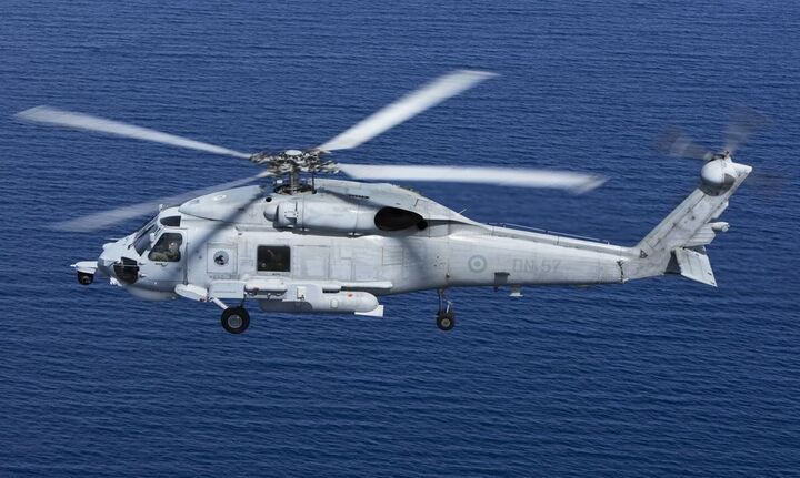Παραδίδεται αναβαθμισμένο στο Π.Ν. το πρώτο από τα 11 ελικόπτεραAegean Hawk S-70