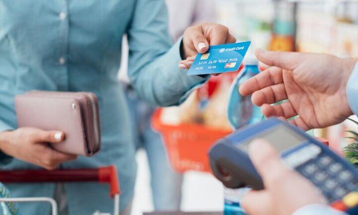 «Εκρηξη» για τις ανέπαφες συναλλαγές - Μέχρι και για πληρωμές 50 λεπτών