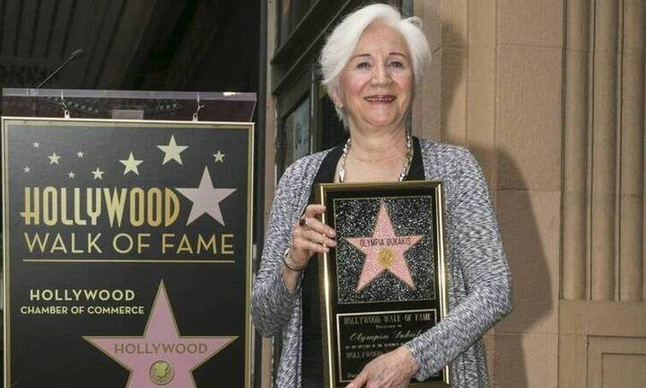 Πέθανε η Ελληνοαμερικανίδα ηθοποιός, Ολυμπία Δουκάκις