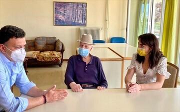 Κικίλιας: Περίπου 170.000 άτομα της ηλικίας 45-49 έκλεισαν ραντεβού για να εμβολιασθούν