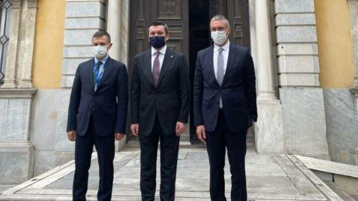 Προκαλεί ο Τούρκος υφυπουργός Εξωτερικών από τη Θεσσαλονίκη: «Απαράδεκτες οι πιέσεις στην Ελλάδα»