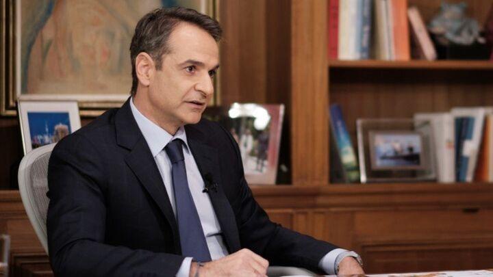 Κυρ. Μητσοτάκης στους FT: Θα ανοίξουμε με ασφάλεια - Η κατάσταση βελτιώνεται