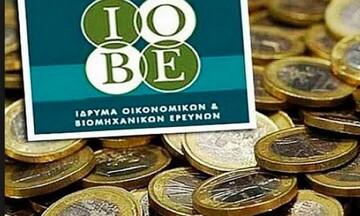 ΙΟΒΕ: Ενίσχυση του δείκτη οικονομικού κλίματος τον Απρίλιο