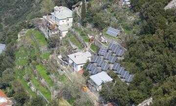 Φωτοβολταϊκά στο Άγιο Όρος - Σε ποιες Μονές θα τοποθετηθούν