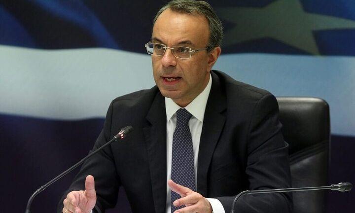 Σταϊκούρας:  3 δισ. ευρώ  το επόμενο διάστημα στην οικονομία για στήριξη επιχειρήσεων- νοικοκυριών