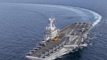 Η Γαλλία στηρίζει Κύπρο: Στο λιμάνι της Λεμεσού τοαεροπλανοφόρο «Charles de Gaulle»