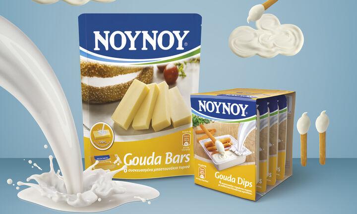Η FrieslandCampina Hellas – NOYNOY φέρνει τη νέα εποχή στο snacking