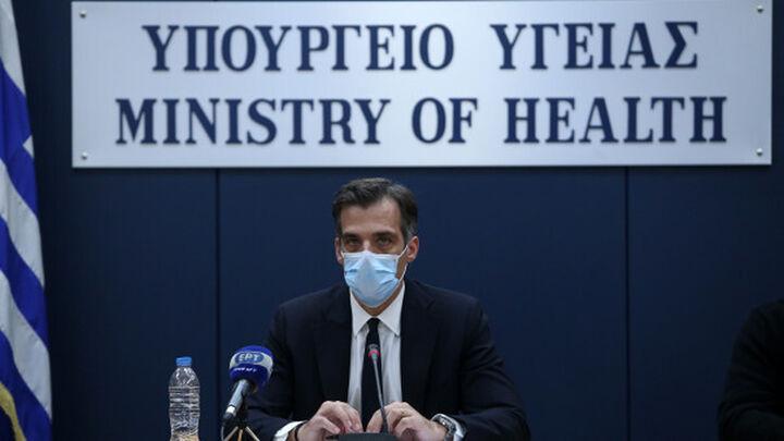 Άνοιγμα τουρισμού: Στην Κρήτη ο πρόεδρος του ΕΟΔΥ με τον πρόεδρο Ξενοδοχειακού Επιμελητηρίου